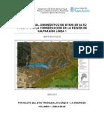 Informe Final Tranques Las Cenizas La Invernada Vol 1