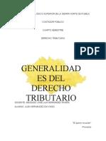 JUAN HERNÁNDEZ GAYOSSO, GENERALIDADES DEL D. TRIBUTARIO.docx