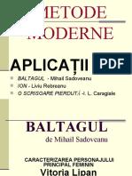 metode_moderne_baltagul_ion_o_scrisoare_pierduta