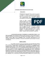 Inicial Habeas Corpus Coletivo Associação MP Pró-Sociedade