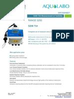 IT.102 (Turbidimetro Bajo Rango)
