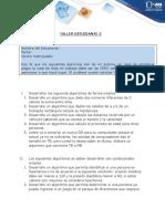 Algoritmos Simples y Condicionales TE5.docx