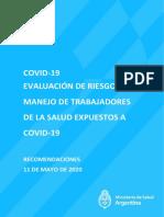 0000001955cnt-COVID-19-Evaluacion_riesgos_y_manejo_trabajadores_salud_expuesto_COVID-19
