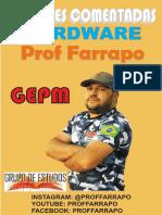 QUESTÕES COMENTADAS HARD PROF FARRAPO