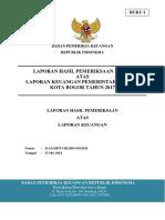 A.2.188 LKPD Kota Bogor 2017