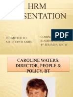 Caroline Waters