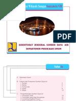 Profile BWS Sumatera VIII