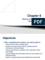 Chapter 5 - Welding Joint Design and Welding Symbols