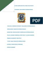 TRATADO PERU Y LA UNION EUROPEA