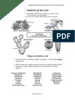 Cladistics of the Cacti (английский, 2000).pdf