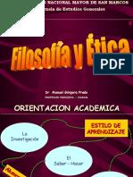 Filosofía y Etica EEGG.