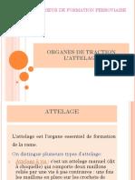 ORGANES DE TRACTION