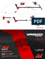 VANQUISH 440 540 Getting Started Guide ES