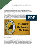 Tusker_story