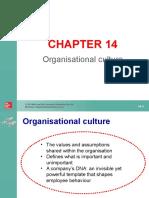 Ch14_Organisational culture