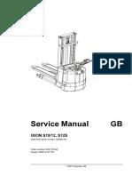 S10-S12 -EXEL Service Manual