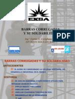 BARRAS CORRUGADAS
