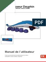 notice dauphin masseur