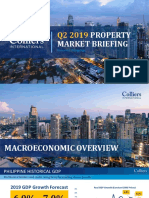Q2 2019 Property Market Overview - Office and Residential