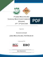 Moot-Proposition-2  JMI Virtual Moot 2020
