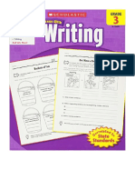 [2010] Scholastic Success with Writing, Grade 3 by Scholastic |  | Scholastic Teaching Resources (Teaching