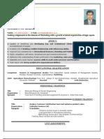Fmcd Resume Naresh.