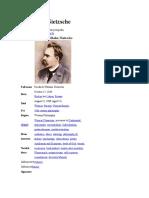 [INTERNET] Friedrich Nietzsche