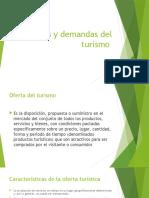 Ofertas y demandas del turismo.pptx