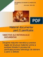 material documentar modul II