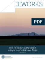 the Religious Landscape in Myanmarz Rakhine State_US Institute of Peace_August 2019