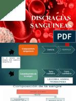 discracias sanguineas