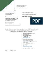 Greig Brief in House v Whitmer