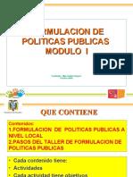 MODULO I FORMULACION DE POLITICAS.ppt