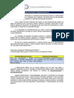 04-Organização Administrativa