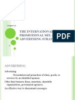 Chapter 11 Advertising