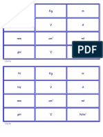 response grids - units - example