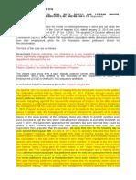 40 Ramirez vs. Polyson Industries, Inc., 806 SeRA 559, G.R. No. 207898 October 19,2016