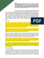 42 Peninsula Employee Union (PEU) vs. Michael B. Esquivel, et al SCRA 506 GR. No. 218454  December 1,2016