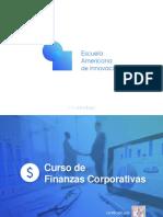 Brochure - Finanzas Corporativas