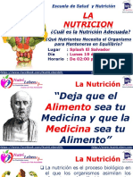 03 LA NUTRICION