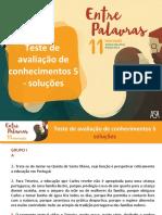 Teste de avaliação de conhecimentos 5 (soluções).ppt