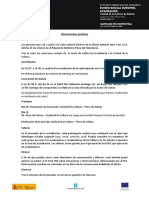 Información útil IV Foro FSE