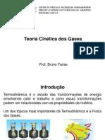 Teoria Cinética Gases