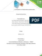 Informe De Laboratorio Balance Masio y Energetico