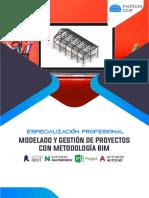 Modelado y Gestión de Proyectos con Metodología BIM con Autodesk Revit CCIP