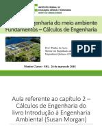 Aula 02 - Engenharia do meio ambiente