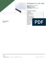 AISI 1020-Nonlinear 1-2
