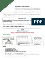Guía Práctica Unidad 1 1ro y 2do Basico Musica