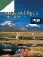 atlas agua en chile 2016