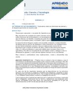 SESION N° 10- 2do GRADO -  SEMANA 10 - 08-06-2020 .